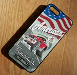 KOOLART AMERICAN MUSCLE Retro CHEVY CHEVELLE Hard Case For Apple iPhone 5 & 5s